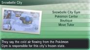 Snowbelle City