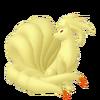 038Ninetales Pokémon HOME