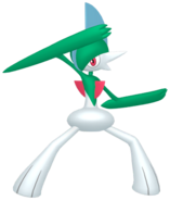 475Gallade Pokémon HOME