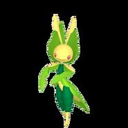 542Leavanny Pokémon HOME