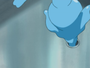 Phione turning into water