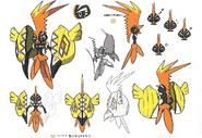 Tapu Koko concept art