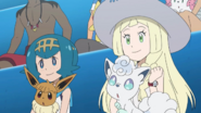 Lana and Lillie