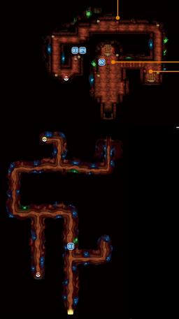 반짝임의 동굴