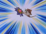 Gentleman Raticate Jump Kick