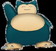 143Snorlax Pokémon PokéPark