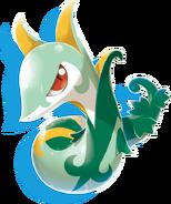 497Serperior Pokemon Rumble Rush