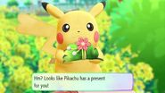Play with Partner Pikachu Gifts