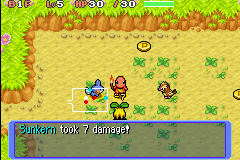 File:Pokémon Red Rescue Team Battle Gameplay.png