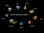 Sinnoh Sound Exclusives