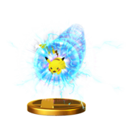 Volt Tackle trophy SSBWU