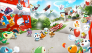 Pokémon Rumble U Art