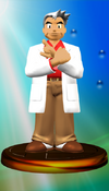Professor Oak trophy SSBM
