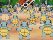 Squirtle Wartortle TB060