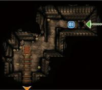끝의 동굴