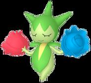 315Roselia Pokémon HOME