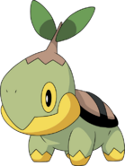 387Turtwig DP anime