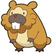 399Bidoof DP anime 2
