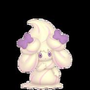 869Alcremie Vanilla Cream Ribbon Sweet Pokémon HOME