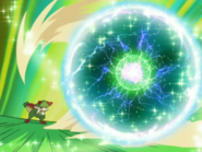 Kenny's Breloom Energy Ball