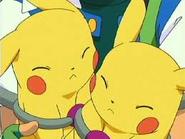 Pikachu with Pikachu