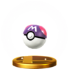 Master Ball trophy SSBWU
