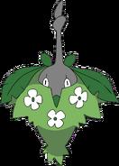 413Wormadam-Plant DP anime