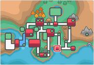 Ciutat Cirerer mapa