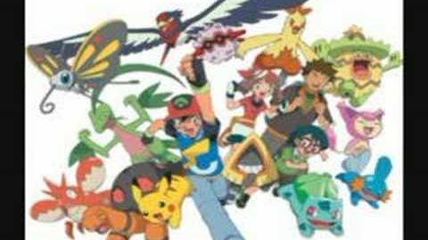 Pokemon Battle Frontier Japanese Opening(ポケモン:バトルフロンティア)