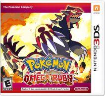 Pokemon Omega Ruby (NA)