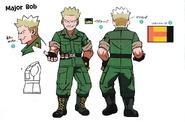 Lt. Surge Lets Go Pikachu Eevee-Concept Art