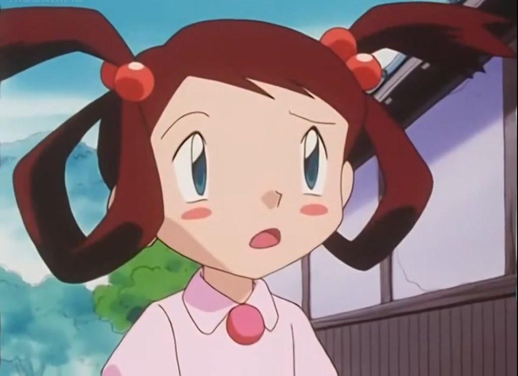 Maizie Anime Pok 233 Mon Wiki Fandom Powered By Wikia