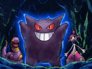 Team Meanies Gengar Confusion