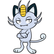 052Meowth Alola Dream