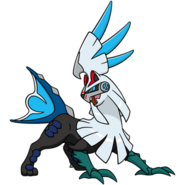 773Silvally Water Dream