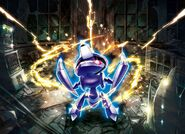 Genesect Pokemon Plasma Blast
