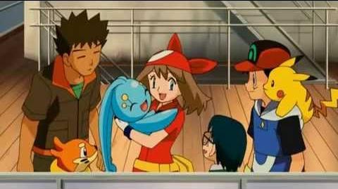 Pokémon Ranger et le Temple des Mers - VFR