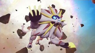 Трейлер Pokemon Sun & Moon