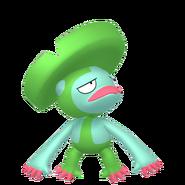 271Lombre Pokémon HOME