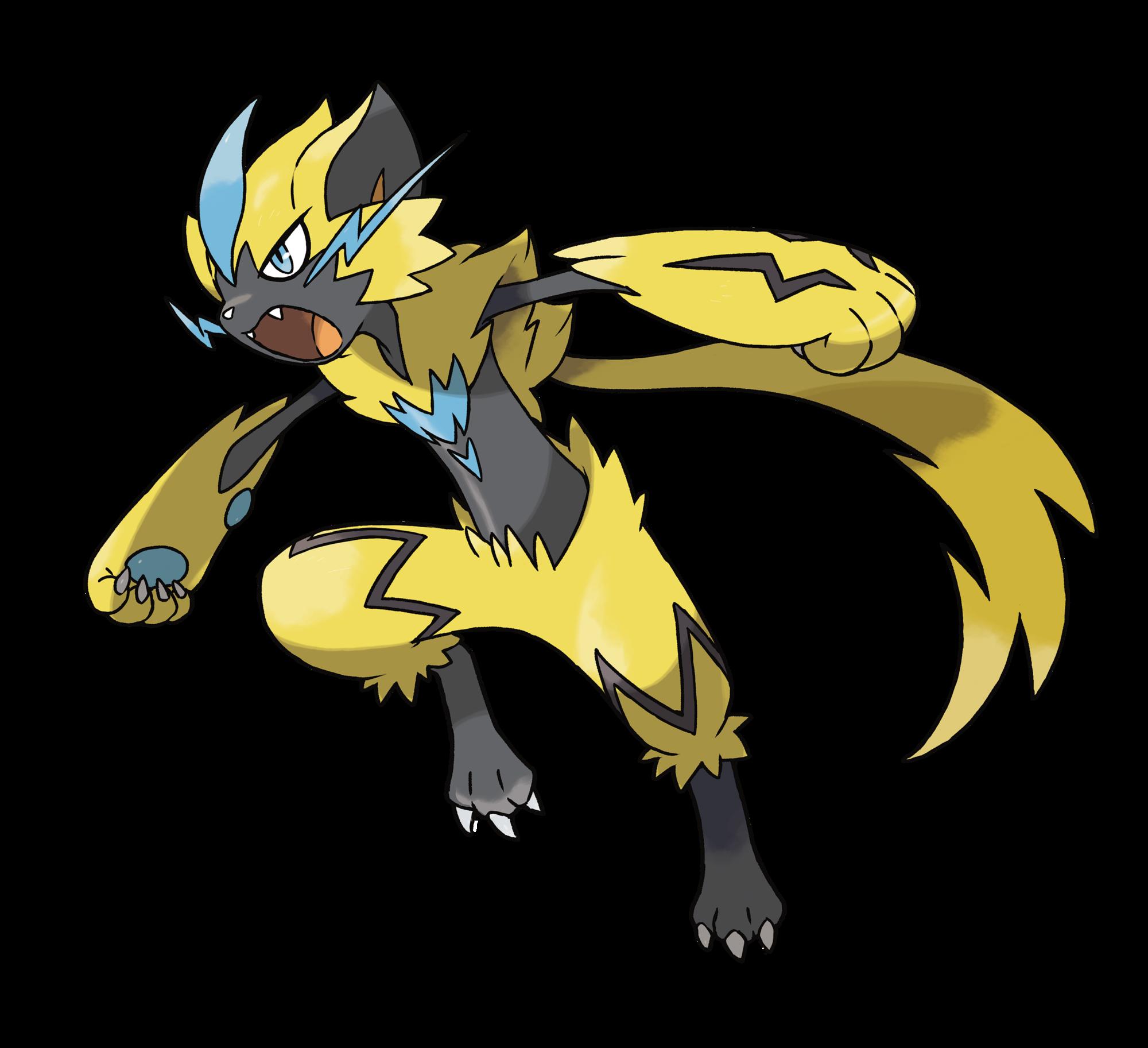 Zeraora Pokémon Wiki Fandom Powered By Wikia