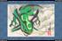 도트 아이콘 초록족자 6
