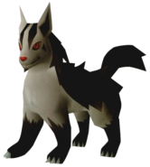 262Mightyena Pokemon Colosseum