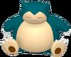 143Snorlax Pokémon HOME