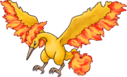 146Moltres Pokemon Mystery Dungeon Red and Blue Rescue Teams