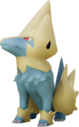 310Manectric Detective Pikachu