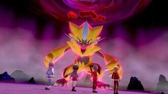 Zeraora comes to Max Raid Battles in Pokémon Sword and Pokémon Shield!