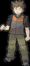 FireRed LeafGreen Brock
