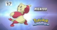 Mienfoo- Who's That Pokémon