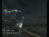 Shadow Blast Move Game