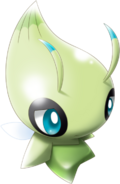 251Celebi Pokemon Rumble U